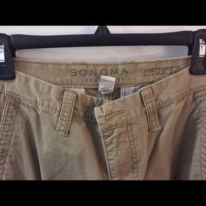 Sonoma Pants - Sonoma khakis size 30X32